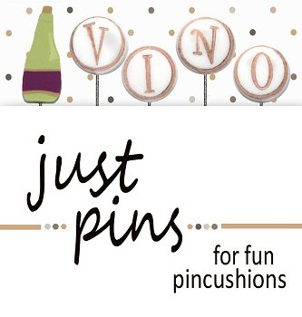 Jabco Just Pins - V is for Vino MAIN