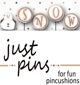 Jabco Just Pins - S Is For Snowman MAIN