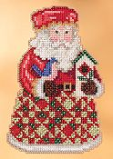 Jim Shore Santa Series - Cozy Christmas Santa