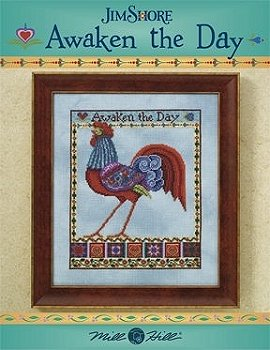 Mill Hill Book - Awaken the Day by Jim Shore MAIN