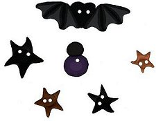 Jabco Button Pack - SamSarah Design Studio - The Witch's Hat