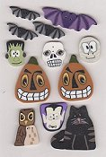 Jabco Button Pack - Glendon Place - Ghoul School