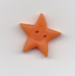 Jabco Button - 3502 Orange Star MAIN