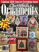 Just Cross Stitch 2010 Ornament Issue