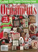 Just Cross Stitch 2012 Christmas Ornaments Issue