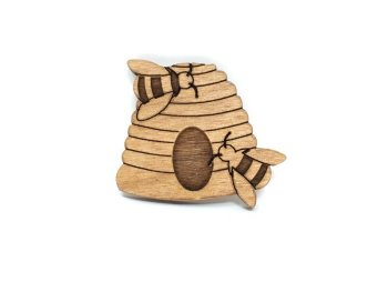 Joseph's Workshop Needle Minder - Bee Hive MAIN