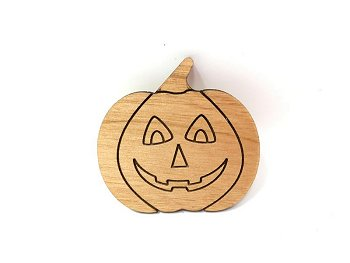 Joseph's Workshop Needle Minder - Jack O Lantern MAIN