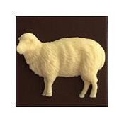 Kelmscott Designs Needle Minder - Sheep_THUMBNAIL