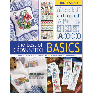 Leisure Arts - The Best of Cross Stitch Basics