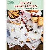 Leisure Arts - 36 Easy Bread Cloths