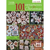 Leisure Arts - 101 Ornaments for Christmas