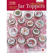 Leisure Arts - Christmas Jar Toppers