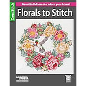 Leisure Arts - Florals to Stitch