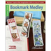 Leisure Arts - Bookmark Medley