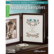 Leisure Arts - Wedding Samplers