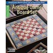Leisure Arts - Antique Game Board Set