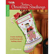 Leisure Arts - Festive Christmas Stockings