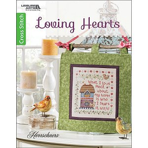Leisure Arts - Loving Hearts MAIN