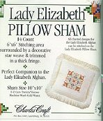 Lady Elizabeth Pillow Sham