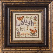 "September 2010 Pattern of the Month ""Laugh a Lot"" THUMBNAIL"