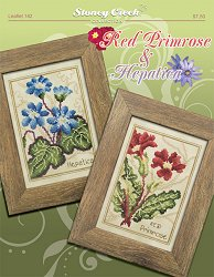 Leaflet 182 Red Primrose & Hepatica MAIN