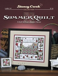 Leaflet 152 Summer Quilt MAIN