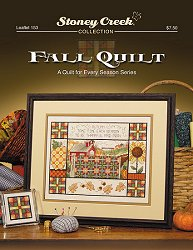 Leaflet 153 Fall Quilt THUMBNAIL