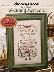 Leaflet 162 Wedding Memento MAIN