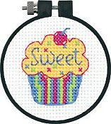 Dimensions Learn A Craft - Cupcake (S) THUMBNAIL