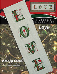 Love - Includes Fabric! MAIN