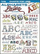 Leisure Arts - Alphabets Galore THUMBNAIL