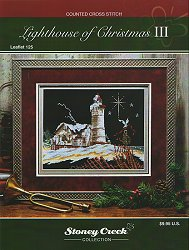 Leaflet 125 Lighthouse of Christmas III THUMBNAIL