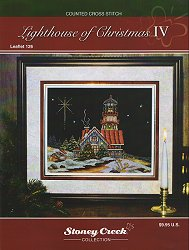 Leaflet 126 Lighthouse of Christmas IV THUMBNAIL
