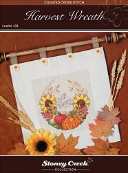 Leaflet 133 Harvest Wreath