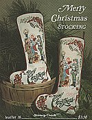 Leaflet 16 Merry Christmas Stocking