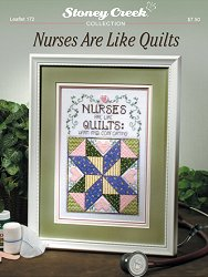 Leaflet 172 Nurses Are Like Quilts THUMBNAIL