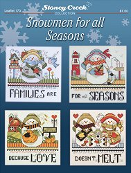 Leaflet 173 Snowmen for all Season MAIN