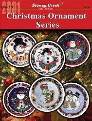 Leaflet 174 Christmas Ornament Series 2001 THUMBNAIL