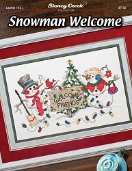 Leaflet 185 Snowman Welcome MAIN