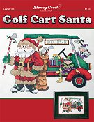 Leaflet 193 Golf Cart Santa
