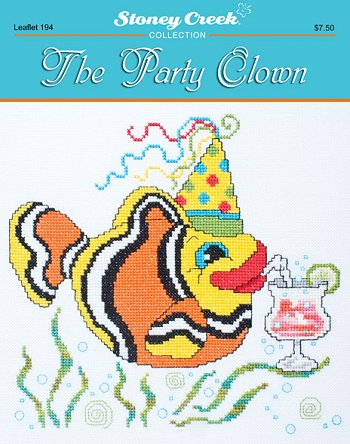 Leaflet 194 The Party Clown MAIN