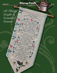Leaflet 201 All Things Bright & Beautiful Banner MAIN