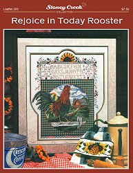 Leaflet 205 Rejoice in Today Rooster