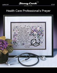 Leaflet 207 Health Care Professional's Prayer