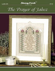 Leaflet 209 The Prayer of Jabez MAIN