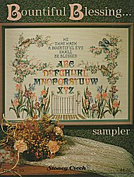 Leaflet 20 Bountiful Blessing/Sampler MAIN