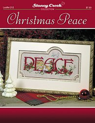 Leaflet 212 Christmas Peace MAIN