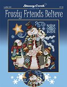 Leaflet 220 Frosty Friends Believe