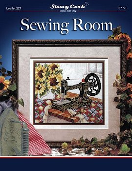 Leaflet 227 Sewing Room MAIN