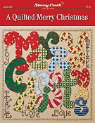 Leaflet 230 Quilted Merry Christmas